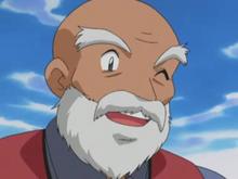 Mr. Briney Anime
