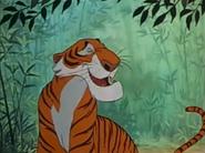 Shere Khan the tiger (Jungle Book 1967)