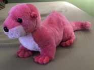 Watermelon the Pink Otter