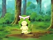 Ash's Caterpie