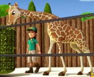 BTB Giraffe