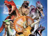 Dinosaur King (1955Movies Style)