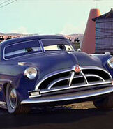 Doc Hudson in Cars (2006)