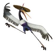 Kung fu panda-master-crane