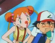 Misty looks stupid