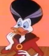 Morgana McCawber in Darkwing Duck