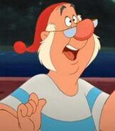 Mr. Smee in Peter Pan Return to Neverland