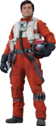 Poe Dameron star wars- the force awakens.png