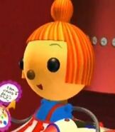 Pollie-Pi (Rolie Polie Olie- The Great Defender of Fun)