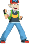 Ron Stoppable as Ash