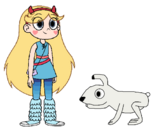 Star meets Arctic Hare