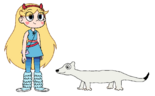 Star meets Stoat