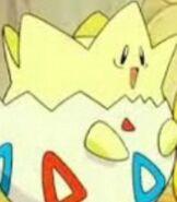 Togepi in Pokemon Mewtwo Returns