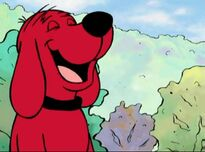 Clifford the big red dog laughing by lah2000 dcwtlk6-fullview