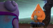 Gorg is star alien