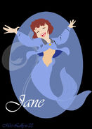 Jane darling mermaid
