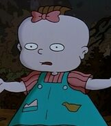 Lil DeVille in The Rugrats Movie