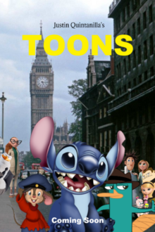 Toons(Minions)Poster