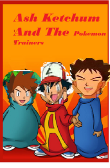 Ash ketchum and the pokemon trainers