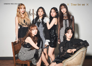 GFriend Time For Us Midnight Concept Photo PNG