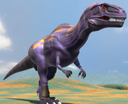 Giganotosaurus dbwc
