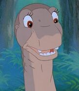 Littlefoot in The Land Before Time 3 The Time of the Great Giving