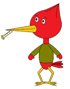 Pecky Swallow (music pipe)