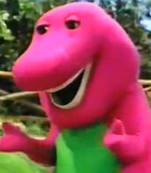 Barney in Barney & Friends