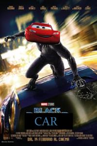 Black Car (Poster)