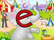 Letterland Elephant