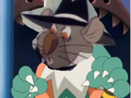 Rat Capone as alpha Gang Leader