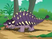 Rileys Adventures Ankylosaurus