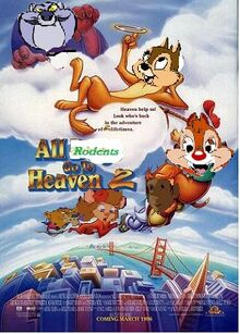 All rodents go to heaven 2 poster