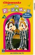 Chipmunks in-pyjamas-poster