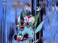 Oggy Rise and Fall