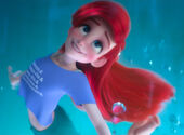 Ralph Breaks the Internet Disney 2018 A Big Strong Man in Need of Rescuing Ariel
