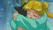 Serena Hugging Luna