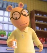 Arthur Read in Arthur's Missing Pal