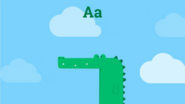 Little Steps Alligator