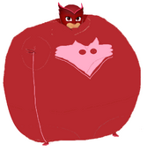 Owlette Inflated