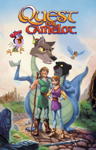 Quest For Camelot (1998) (Remake)