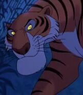 Shere Khan in The Jungle Book 2
