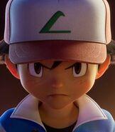 Ash Ketchum in Pokemon the Movie Mewtwo Strikes Back Evolution-0