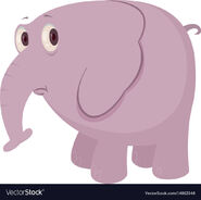 Cartoon-sad-elephant-vector-14863548
