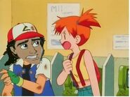 Prince eric gets confronts by misty