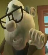 Principal Willoughby in The Adventures of Jimmy Neutron - Boy Genius
