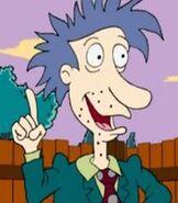 Stu Pickles in Rugrats Adventure Game