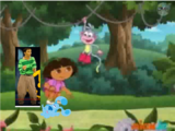 Blue's Clues Meets Dora the Explorer: To The Monkey Bars