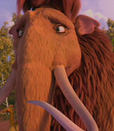 Ellie in Ice Age Continental Drift