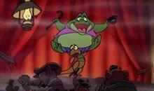 Frog and Salamander